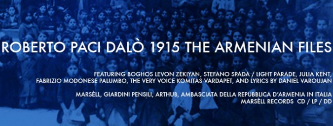 "Gli ""Armenian files"" di Paci Dalò: come narrare di un genocidio all'incrocio tra parole e musica"