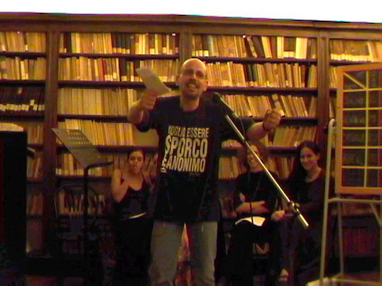 22. Big Torino 2002 - International Poetry Slam