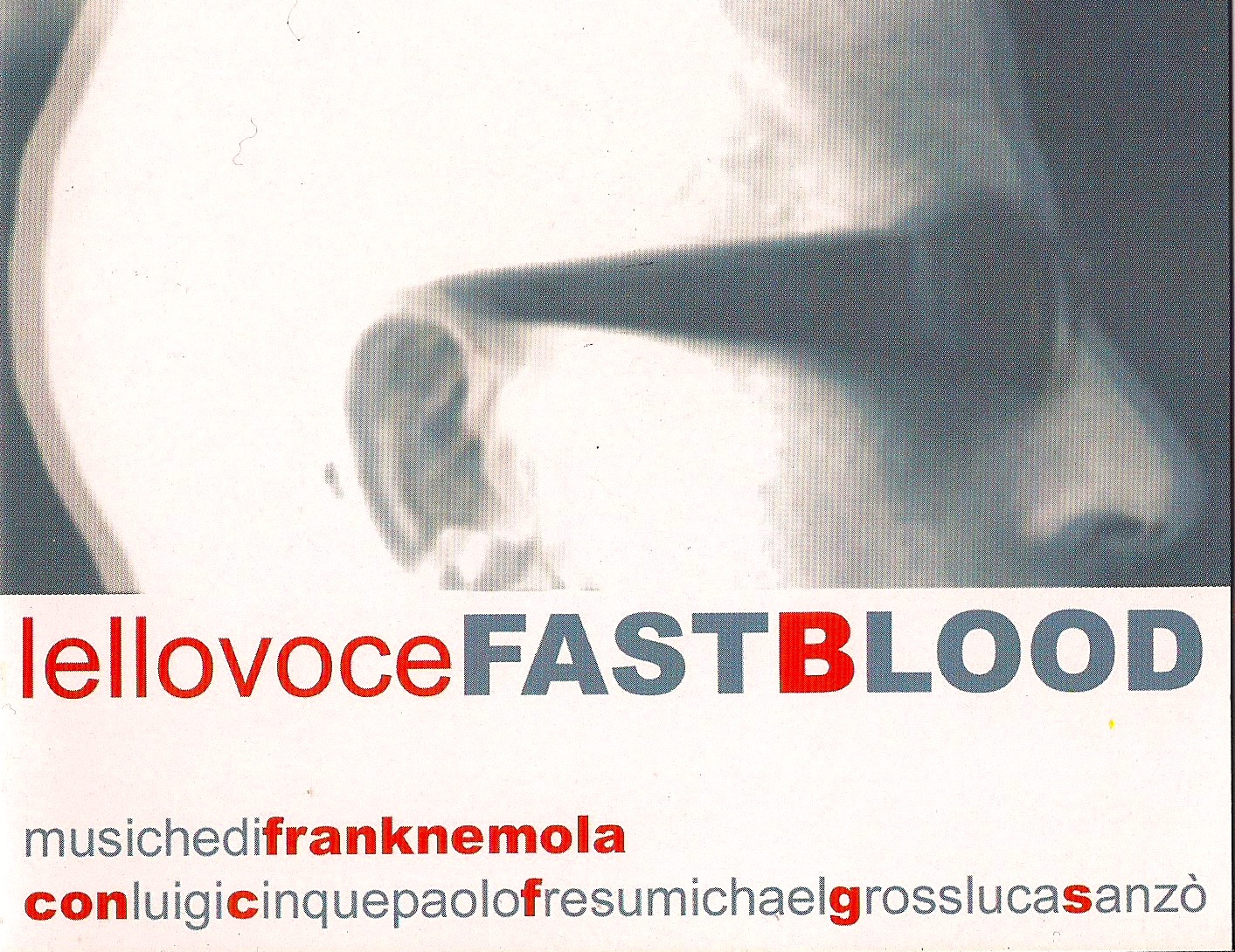 Lello Voce - 'Fast blood'